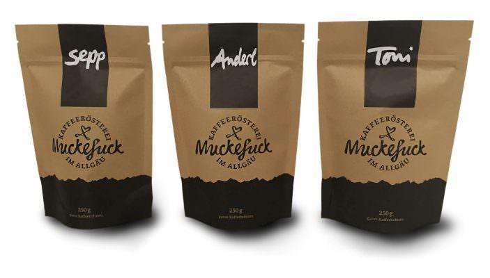 Muckefuck-Kaffee-Sorten