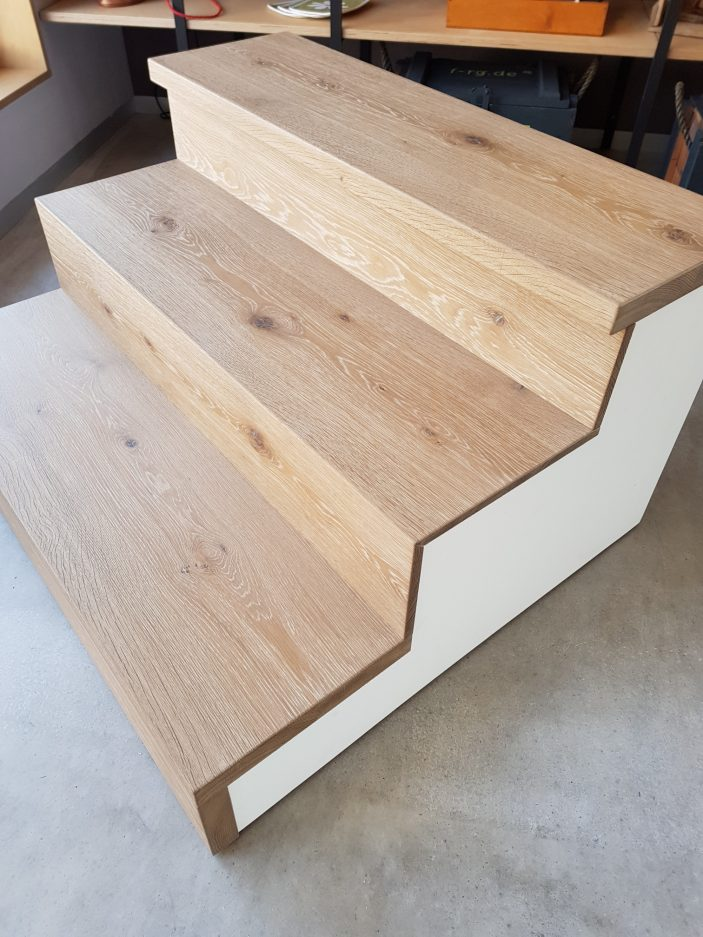 Treppen-Profil-Muster
